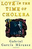 Love in the Time of Cholera - book cover picture