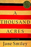 A Thousand Acres - book cover picture