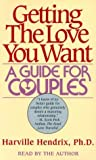 Getting the Love You Want - book cover picture