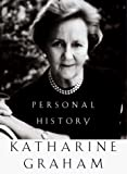 Book Cover: Katharine Graham: Personal History by Katharine Graham