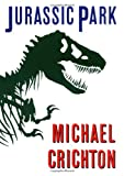 Jurassic Park - book cover picture