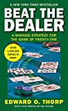 Beat the Dealer: A Winning Strategy for the Game of Twenty-One - book cover picture