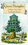 Green Thoughts : A Writer in the Garden - book cover picture