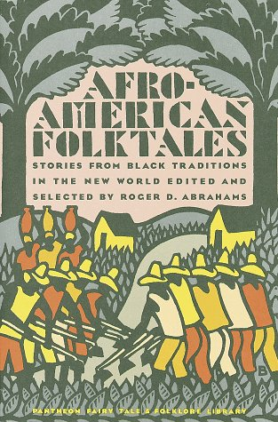 the african american literature through africa american folklore Library of congress nature of modern african american identity through their commercially successful african american novelist, collected folklore for.