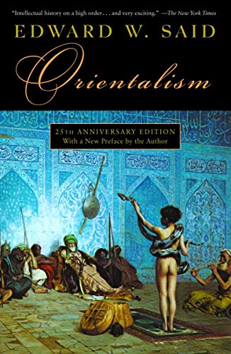 Orientalism, by Said, E.