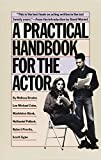 A Practical Handbook for the Actor (Vintage) - book cover picture