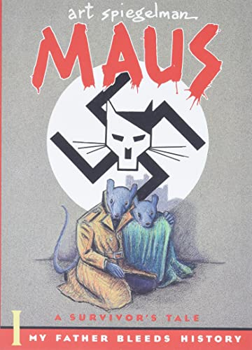 Maus Book Cover Picture