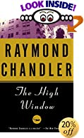 The High Window (Vintage Crime/Black Lizard) by  Raymond Chandler (Paperback - August 1992)