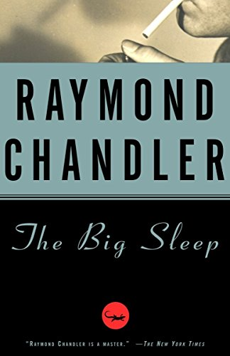 The Big Sleep (Vintage Crime/Black Lizard), Chandler, Raymond