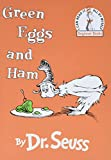 Green Eggs and Ham (I Can Read It All by Myself Beginner Books) - book cover picture