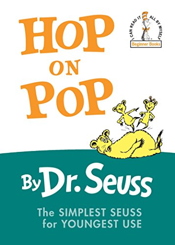 Hop on Pop  (I Can Read It All By Myself), Dr. Seuss
