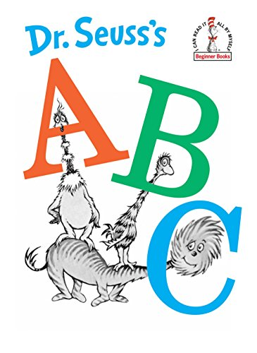Dr. Seuss's ABC  (Beginner Books, I Can Read It All By Myself), Seuss, Dr.