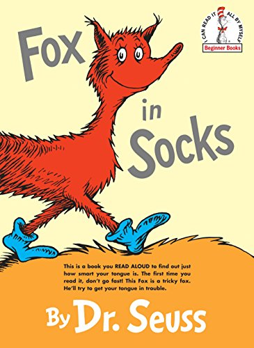 Fox in Socks (Beginner Books)