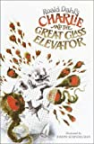 Charlie and the Great Glass Elevator - book cover picture