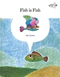 Fish is Fish - book cover picture