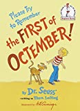 Please Try to Remember the First of Octember! (1977) (Book) written by Dr. Seuss