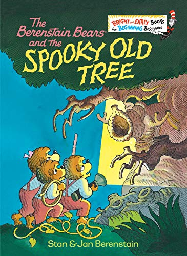 The Berenstain Bears and the Spooky Old Tree, Berenstain, Stan; Berenstain, Jan