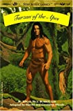 Tarzan of the Apes (A Stepping Stone Book(TM)) - book cover picture
