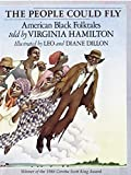 Book Cover: The People Could Fly by Virginia Hamilton