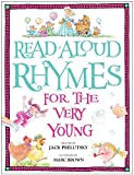 Read-Aloud Rhymes for the Very Young - book cover picture