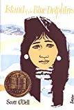 Island of the Blue Dolphins - book cover picture