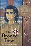 Cover Image of The Bronze Bow by Elizabeth George Speare published by Houghton Mifflin Co