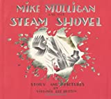 Mike Mulligan and His Steam Shovel (Sandpiper books) - book cover picture