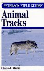  : A Field Guide to Animal Tracks. (The Peterson field guide series)