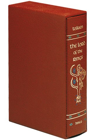 The Lord of the Rings, Tolkien, J.R.R.