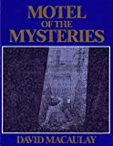 Motel of the Mysteries - book cover picture