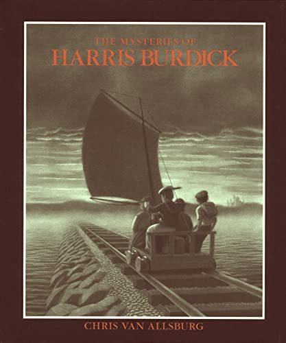The Mysteries of Harris Burdick, Van Allsburg, Chris