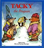 Tacky the Penguin - book cover picture