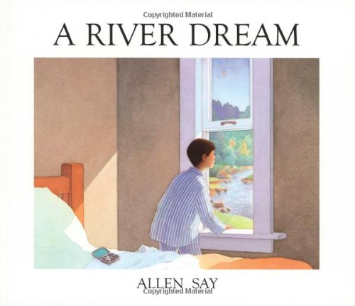 A River Dream, Say, Allen