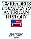 The Reader's Companion to American History - book cover picture