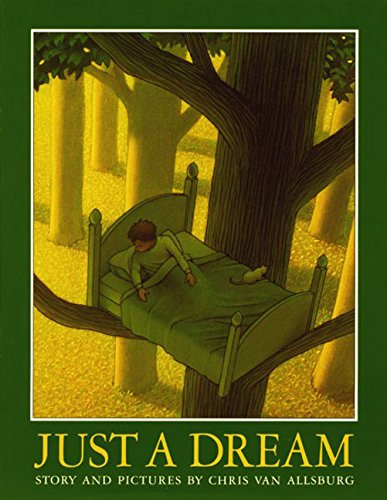 Just a Dream, Van Allsburg, Chris