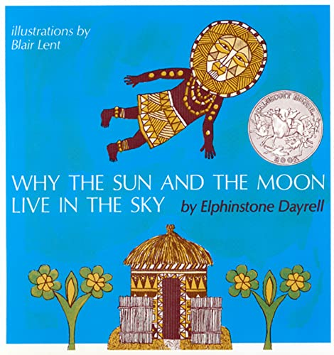 [Why the Sun and the Moon Live in the Sky]