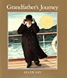 Grandfather's Journey (Caldecott Medal Book) - book cover picture