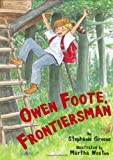 Owen Foote, Frontiersman - book cover picture
