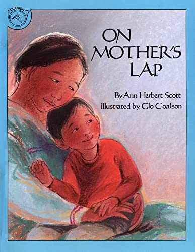 On Mother's Lap by Ann Herbert Scott