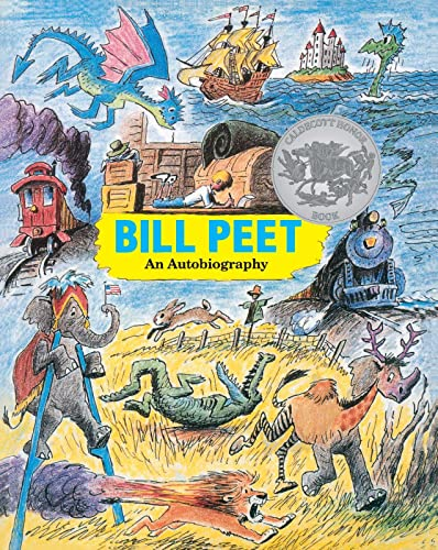 [Bill Peet: An Autobiography]