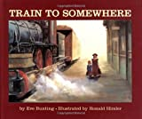 Train to Somewhere - book cover picture