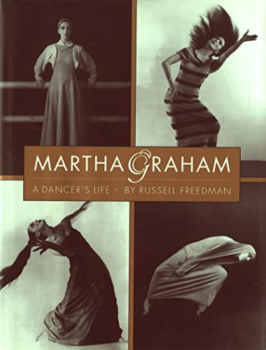 [Martha Graham: A Dancer's Life]