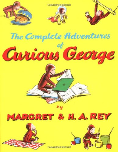 The Complete Adventures of Curious George, Rey, H. A.