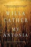 My Antonia - book cover picture