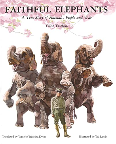 Stephanie- A wonderful, sad story that gives a new perspective on the effects of war.