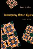 Contemporary Abstract Algebra - book cover picture