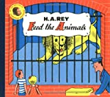 Feed the Animals (Lift-The-Flap Series) - book cover picture