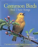 Common Birds and Their Songs - book cover picture