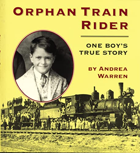 [Orphan Train Rider: One Boy's True Story]