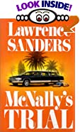 McNallys Trial by  Lawrence Sanders, Sanders Lawrence